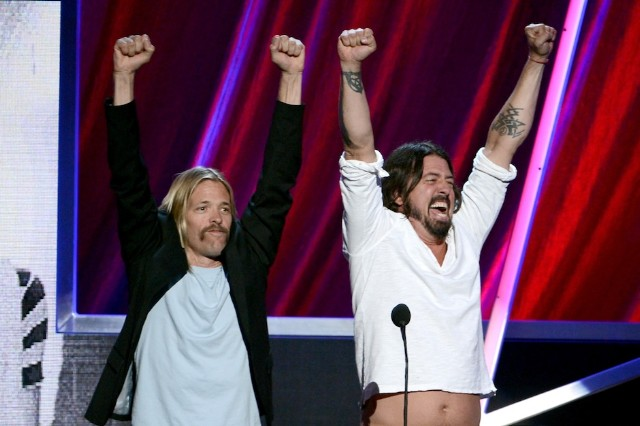 Foo Fighters, crowdsource campaign, Richmond, Virginia