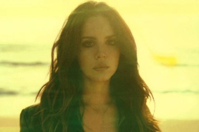 "Lana Del Rey, ""West Coast,"" stream"