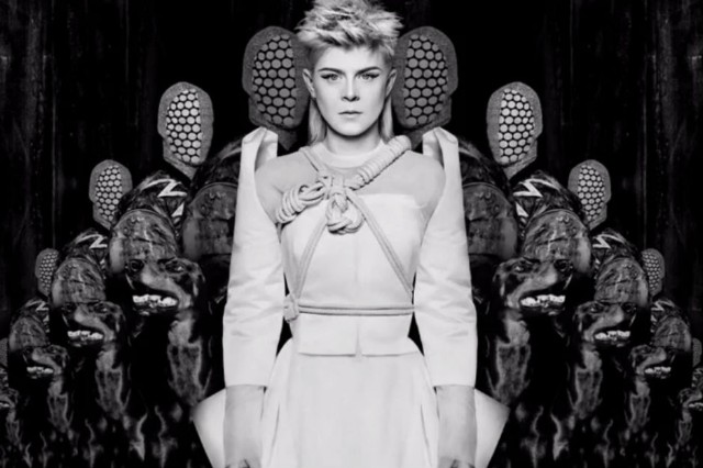 Robyn Royksopp 'Monument' 'Do It Again' EP