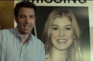 Sample Trent Reznor's Creepy 'Gone Girl' Score