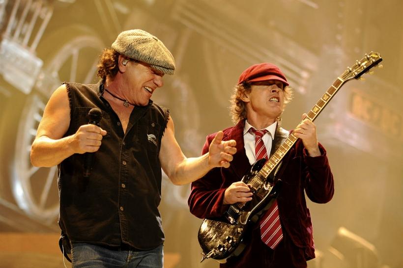 AC/DC not retiring, Malcolm Young taking break