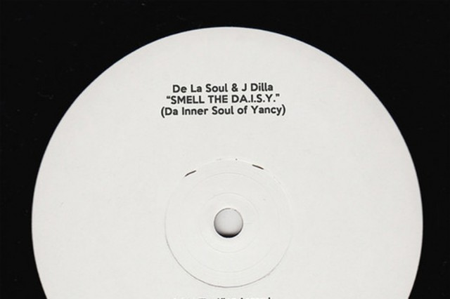 De La Soul, J Dilla, Smell the D.A.I.S.Y., Easter Egg, vinyl, Record Store Day