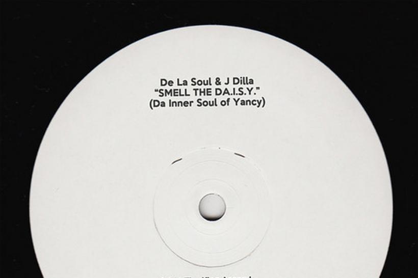 De La Soul, J Dilla, Smell the D.A.I.S.Y., Easter Egg, vinyl, Record Store Day
