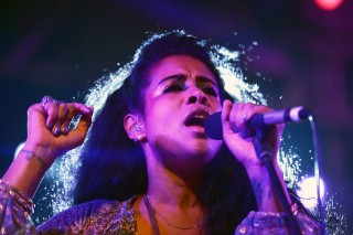 Kelis Serves a Soul Buffet From Space on Surreal, Tasty 'Food'