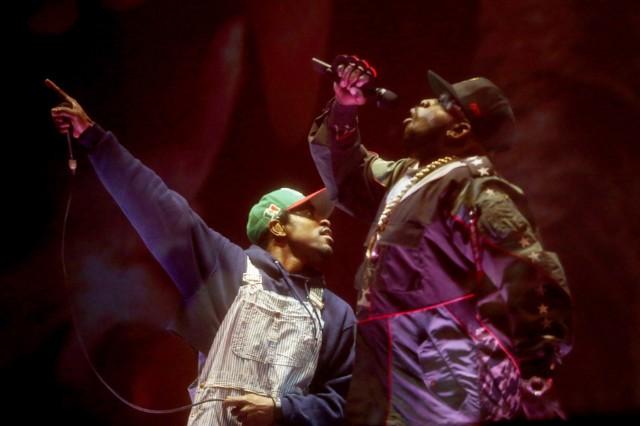 OutKast Coachella Setlist Songs Live Reunion