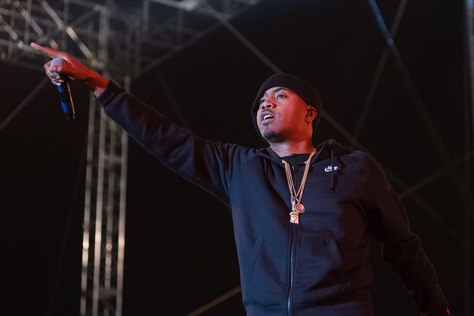 Coachella Nas Lauryn Hill Illmatic Damian Marley Video