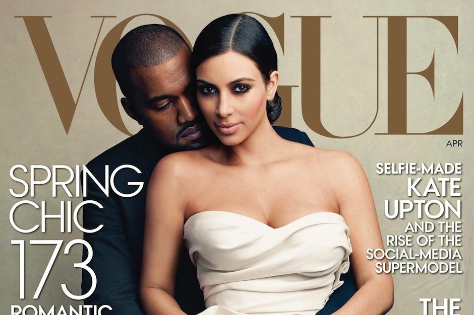 "Kanye West, Kim Kardashian, Vogue, ""Bound 2,"" lawsuit"