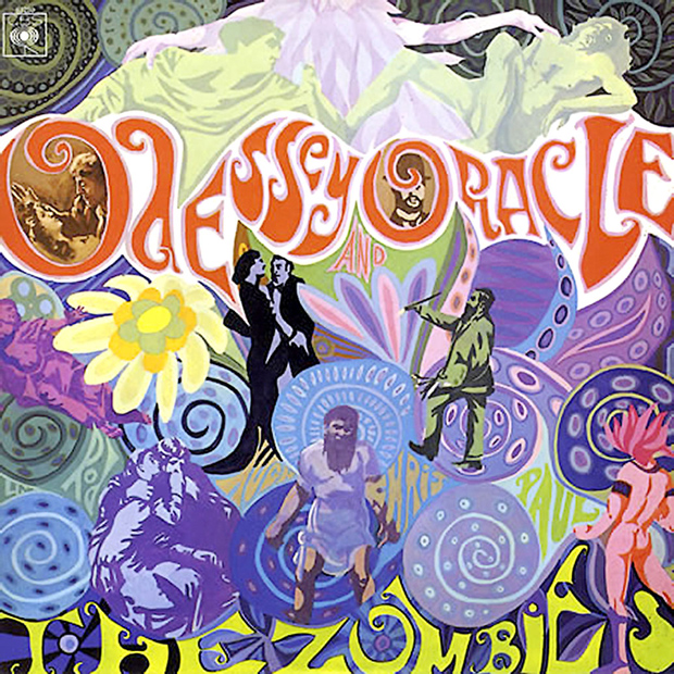zombies odessey and oracle cover art