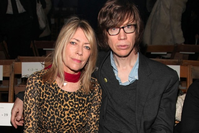 kim gordon thurston moore elle interview divorce affair