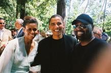 Obama, Frankie Knuckles, letter