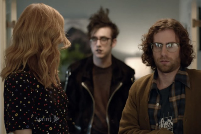 Sprint Ad Cure Lullaby Ripoff Kyle Mooney