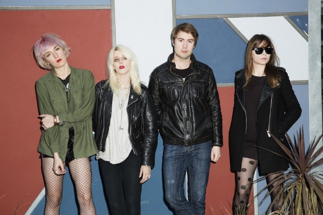 "White Lung, ""Snake Jaw"""