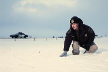 """'Fargo,' FX, second episode, """"Full Moon,"""" Eden Ahbez, """"where all things are crowned with love and bound with love"""""""