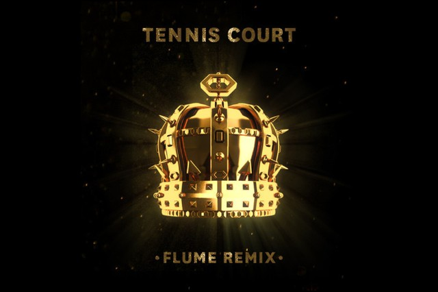 Lorde Flume 'Tennis Court' Remix Stream