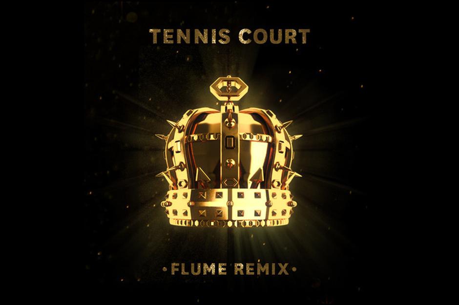 Lorde Flume 'Tennis Court' Remix Stream