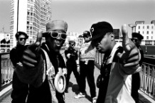 "Public Enemy, ""Get Up Stand Up,"" BitTorrent, iTunes, fan remixes, crowdsourced, bundle"