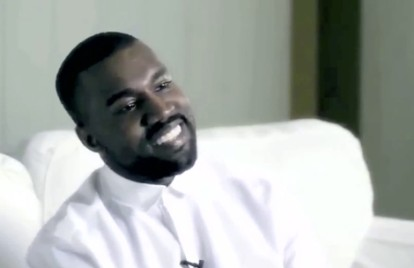 Watch Kanye West and Rick Rubin's Gonzo Tribeca Acceptance Speech