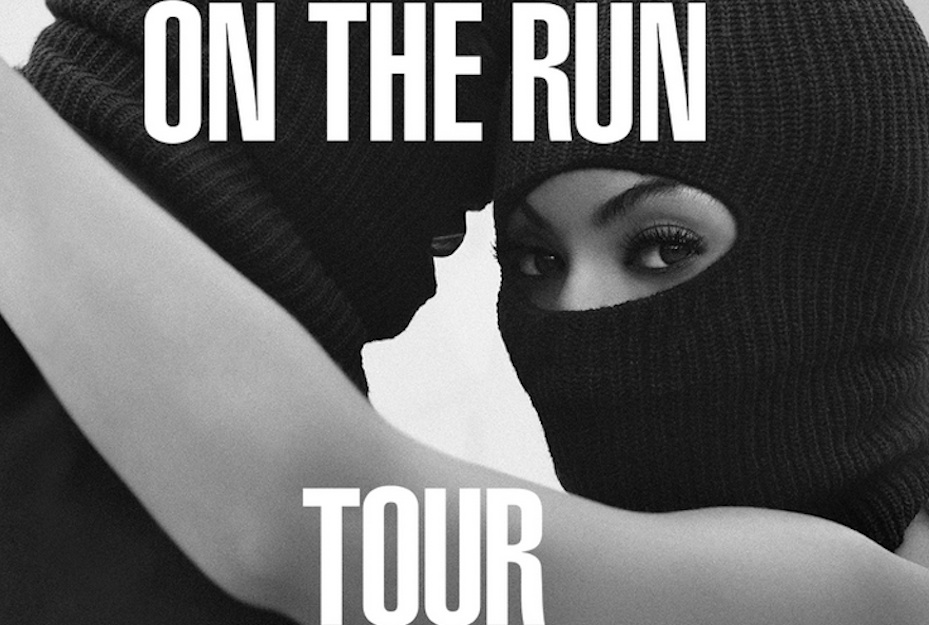 Beyonce Jay Z On The Run Tour Announce