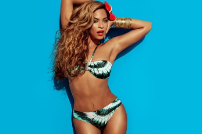 Beyonce 'Standing on the Sun' Full Stream Studio