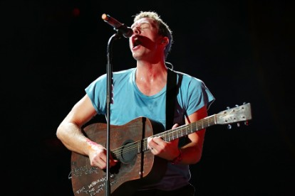 Coldplay 'A Sky Full of Stars' Stream 'Always in My Head'