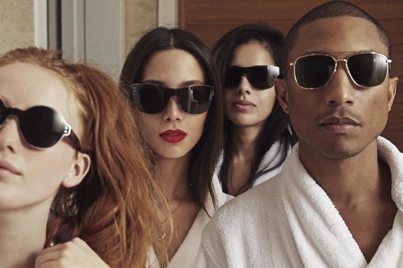 """Pharrell, """"Smile,"""" 'G I R L,' Japan, bonus track"""