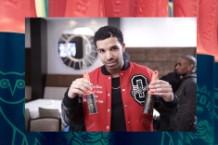 Drake Lint Roller Toronto Raptors Bounce Official
