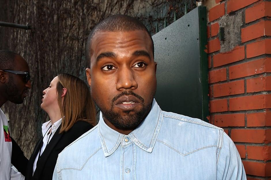 Kanye West 'Yeezus' Film Poster Trailer Bret Easton Ellis
