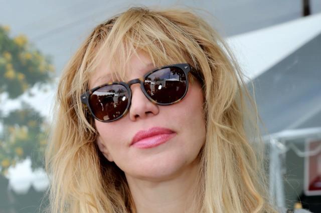 Courtney Love Kurt Cobain Rock Hall Induction Pitchfork interview