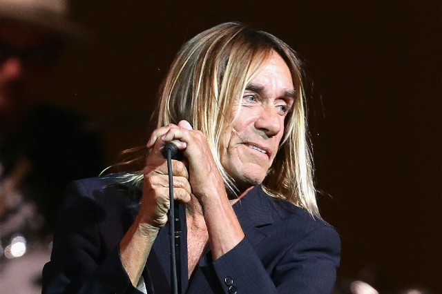 Iggy Pop Nick Cave Thurston Moore Gun Club 'Nobody's City' Cover