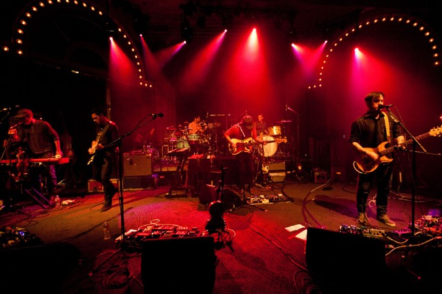 Modest Mouse at McMenamin's Crystal Ballroom, Portland, May 1, 2014 / Photo by Cameron Browne