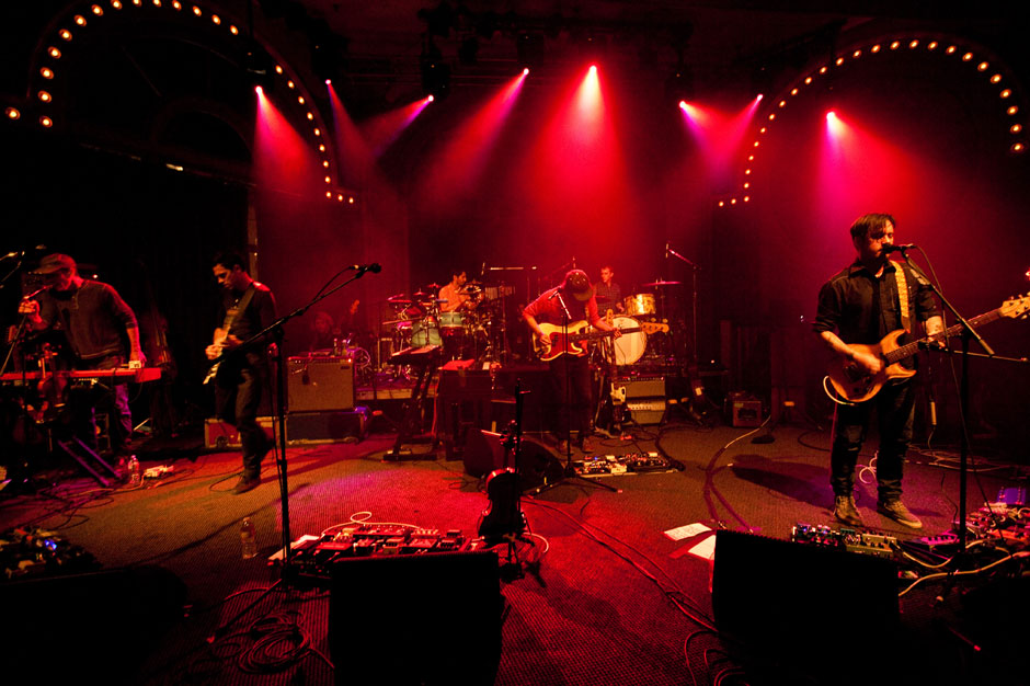 Modest Mouse at McMenamin's Crystal Ballroom, Portland, May 1, 2014