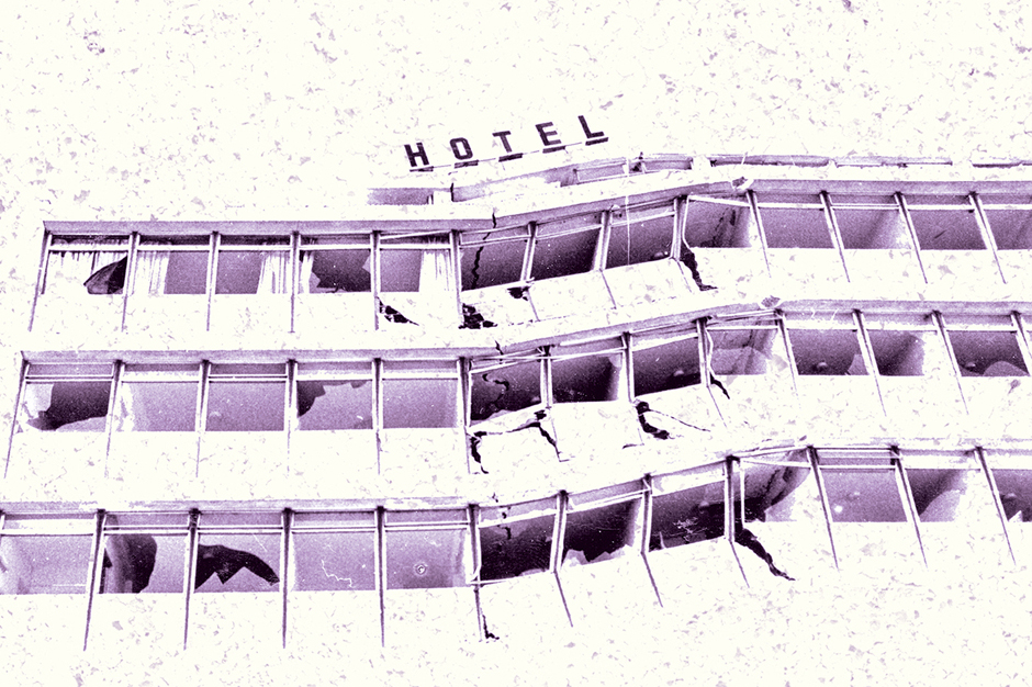 antlers, familiars, hotel