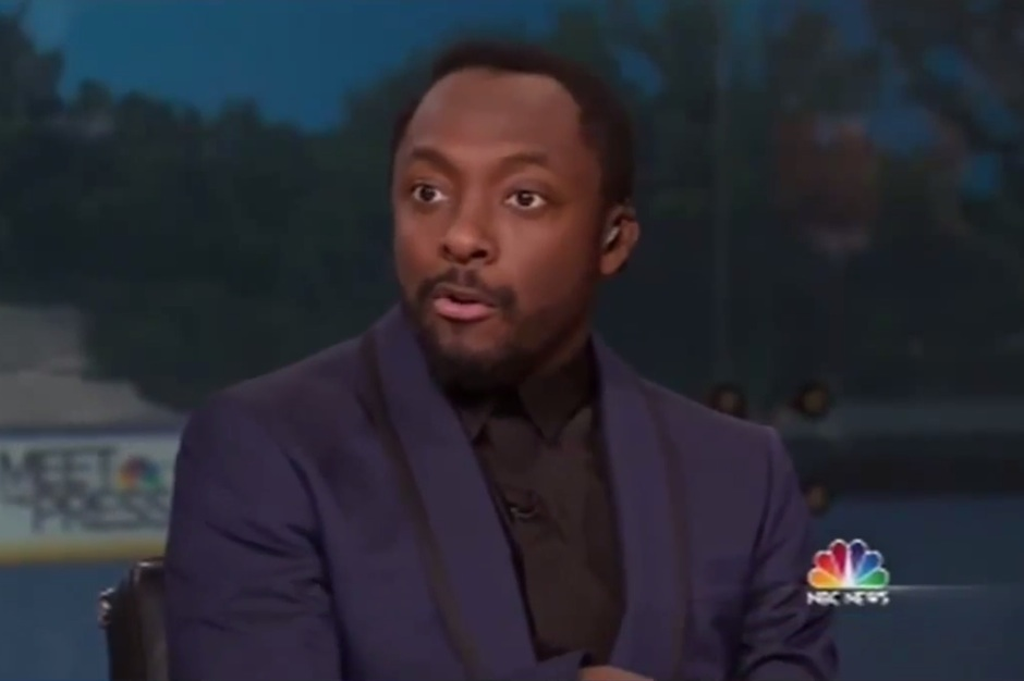 Will.i.am Wears Headgear and Braces for Jimmy Fallon's Latest 'Ew!' Moment