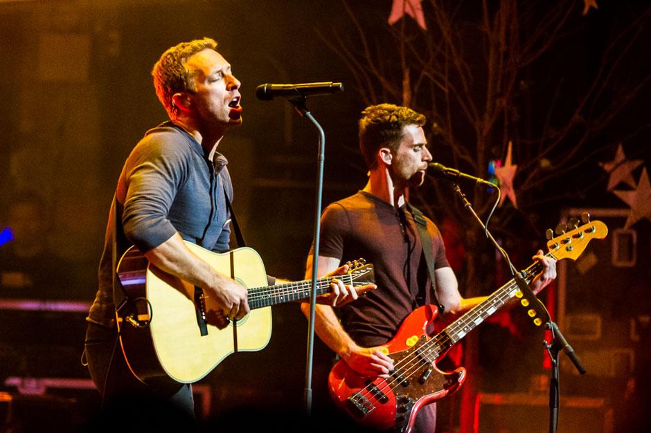 Coldplay Billboard Awards