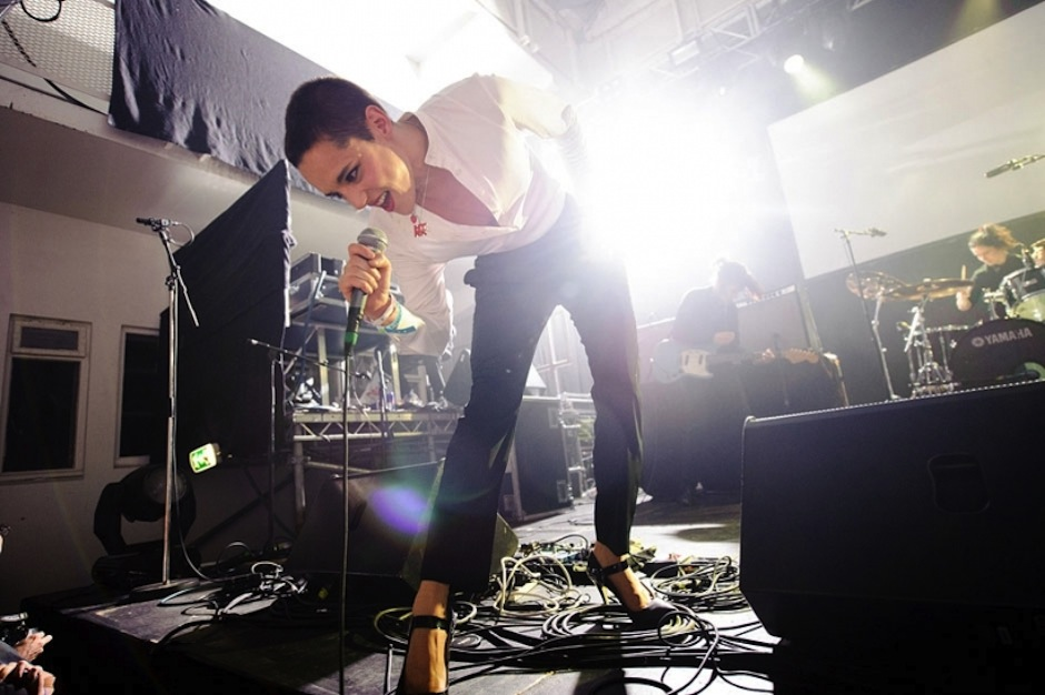 Watch Savages Tear Into Blistering 'F—kers'