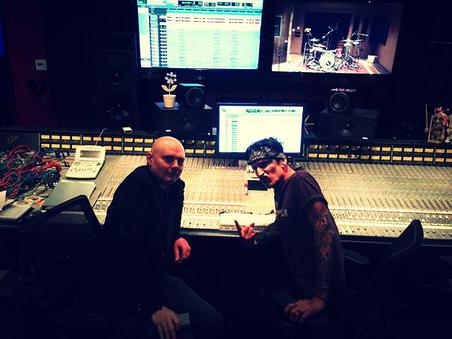 Billy Corgan, Tommy Lee