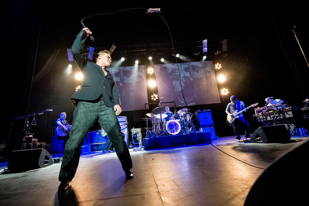 Morrissey at City National Civic, San Jose, California, May 7, 2014