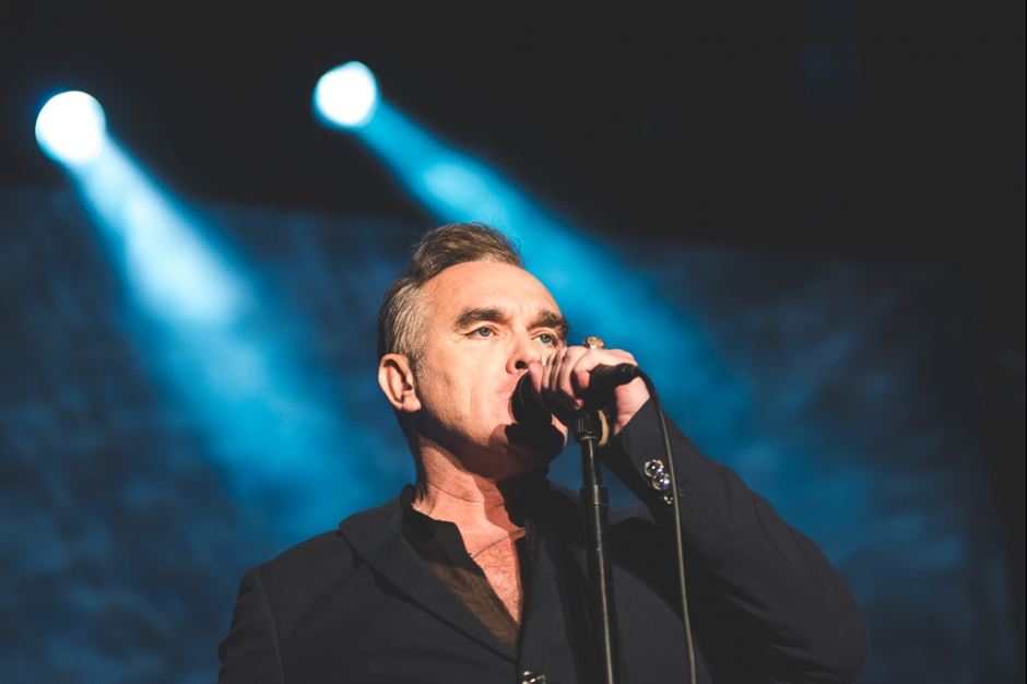 Morrissey vs. Paws Cancel Show Observatory OC Facebook