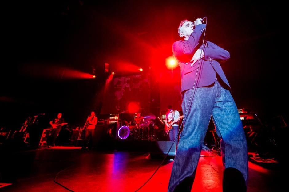 Morrissey, PAWS, Orange County