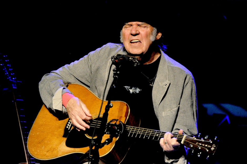 Neil Young, Jack White, 'Tonight Show With Jimmy Fallon,' Kurt Vile