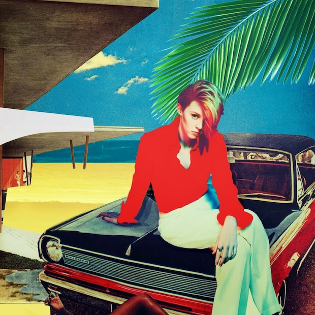 La Roux Trouble In Paradise Album Cover