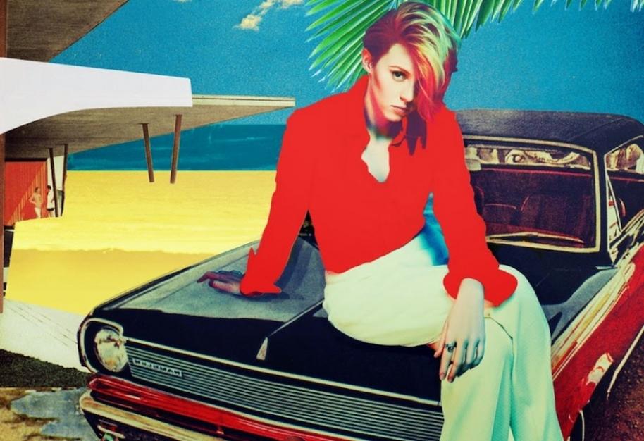 La Roux Trouble In Paradise Let Me Down Gently New Album