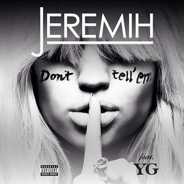 Jeremih Single Art