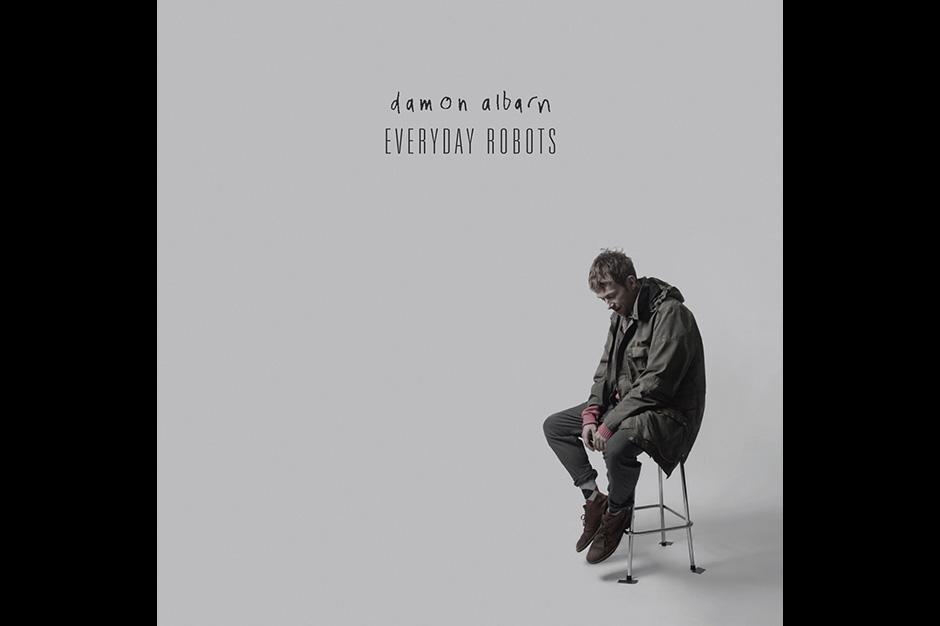 Damon Albarn - <i>Everyday Robots</i> (Parlophone)