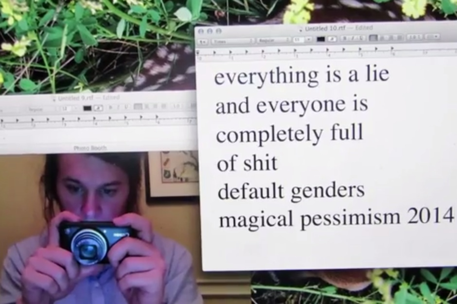 Watch Default Genders' Majestically Disillusioned New Video
