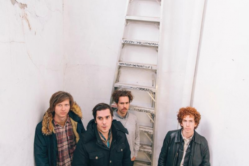 parquet courts, instant disassembly, sunbathing animal