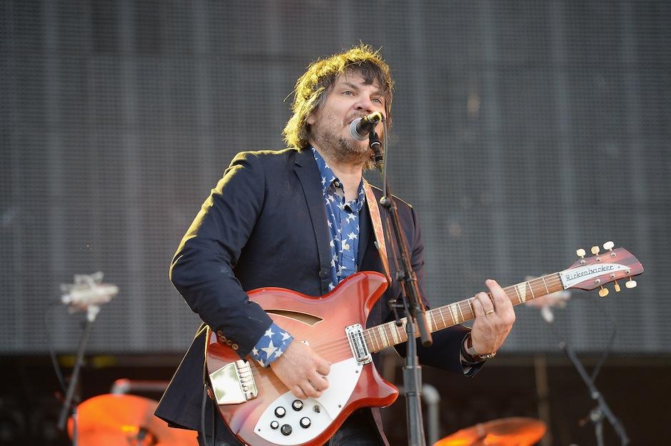 Wilco Jeff Tweedy Tour Announce New Solo Album