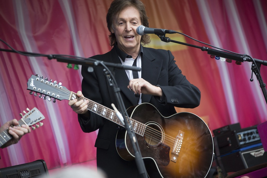 Paul McCartney Cancels Tour Illness