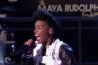 Watch Janelle Monae Light Up 'Electric Lady' on 'Maya Rudolph'
