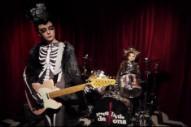 Tween Garage-Rockers Salute 'Twin Peaks' in Badass Video